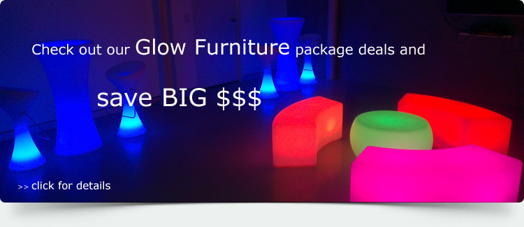 glow furniture hire sydney