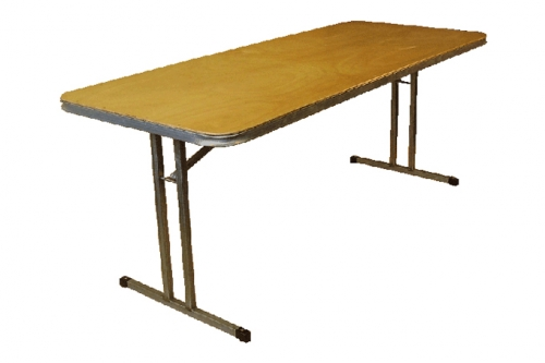 Large Trestle Table 2.4mx0.75 8 to 10 seater