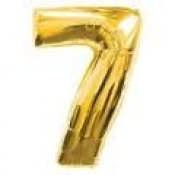 JUMBO GOLD OR SILVER NUMBER 7