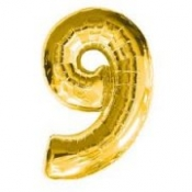 JUMBO GOLD OR SILVER NUMBER 9