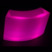 1 x Curved Illuminated Bar