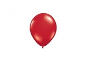 "100 PACK RED LATEX 12"" BALLOONS"