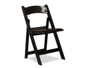 Gladiator chairs - black