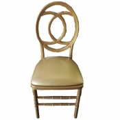 Chanel Chair - Gold