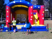 Adult Jumping Castle, 6m x 6m