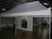 Pop up marquee 3m x 6m (marquee and roof only)
