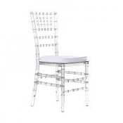 Tiffany Chair - Clear