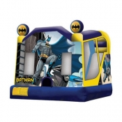 Batman Large Jumping Castle Combo, 4.2m x 5m