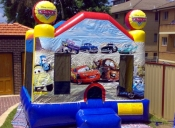 Cars Jumping Castle