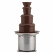 4 Tiers Chocolate Fountain Machine Hire Only