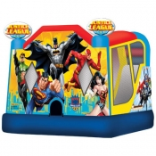 Justice League Combo C4 Jumping Castle