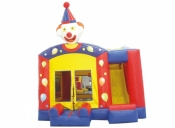 Clown Large Jumping Castle