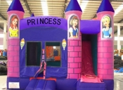 Princess Large Jumping Castle