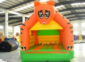 Tiger Jumping Castle