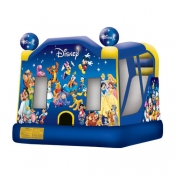 World of Disney Combo C4 Jumping Castle, 6m x 4.83m